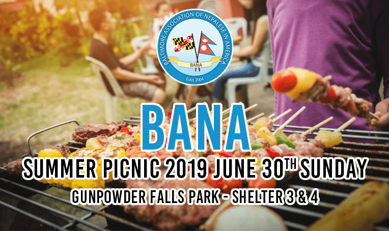 Summer Picnic June 30th 2019